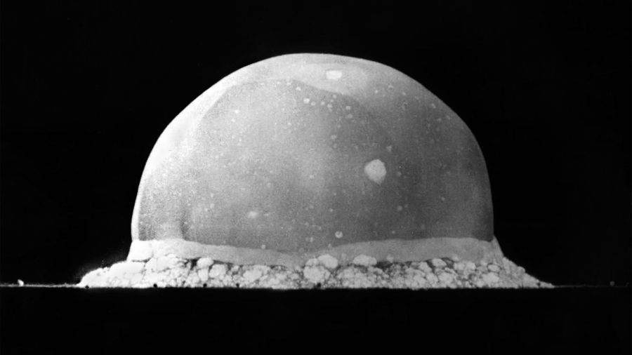 """""""I Am Become Death"""": 75th Anniversary of the First Nuclear Explosion"""