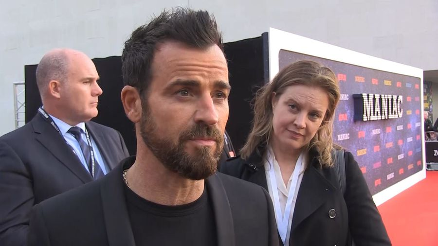 Justin Theroux explains the reasons on why he took the role in 'Maniac'