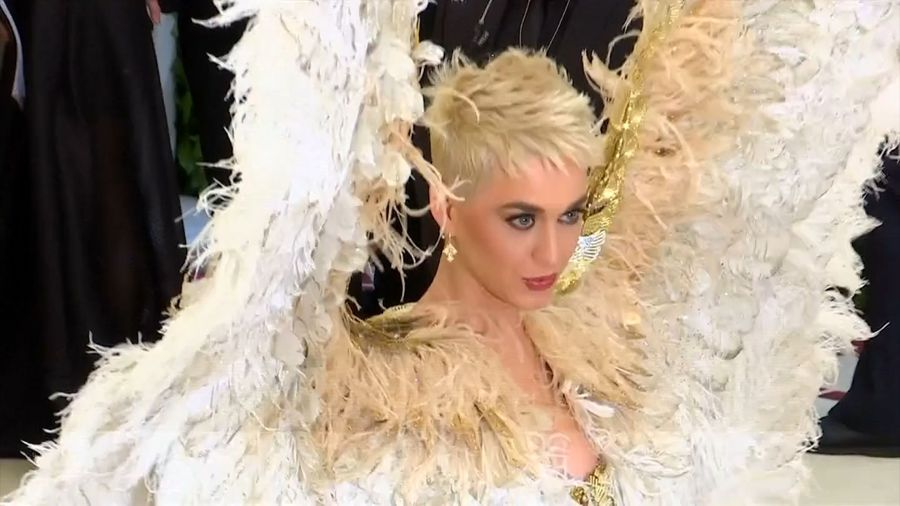 Katy Perry to be feted at amfAR Gala