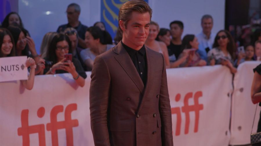 Chris Pine turned to Scottish Rugby Legends to perfect his accent for 'Outlaw King'