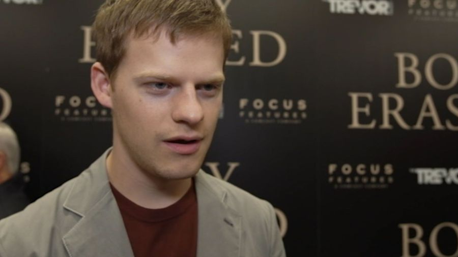 Lucas Hedges reveals his reasons for taking on the role of Jared Eamons in 'Boy Erased'