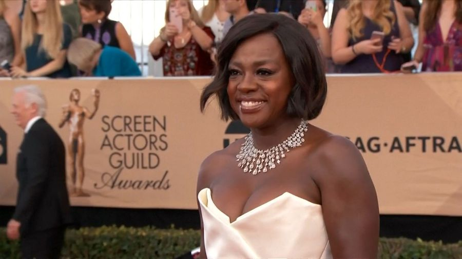 Viola Davis developing documentary about 2015 mass murder