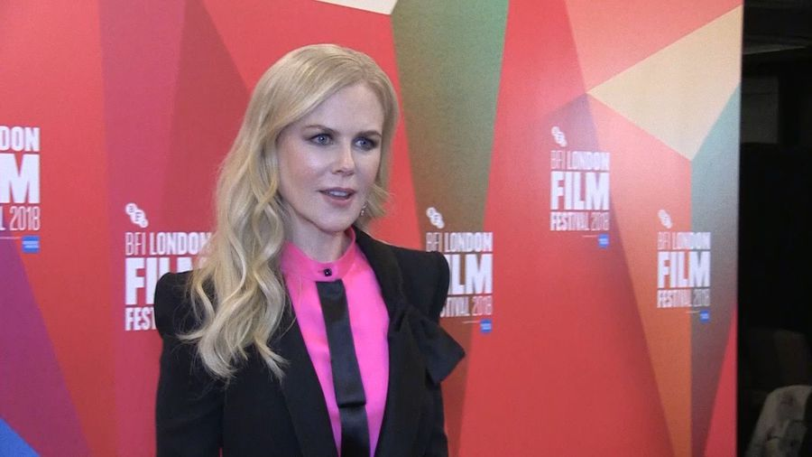 Nicole Kidman 'gives up things she wants' for her family