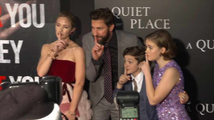 John Krasinski's deaf co-star helped him to make 'A Quiet Place' extra special