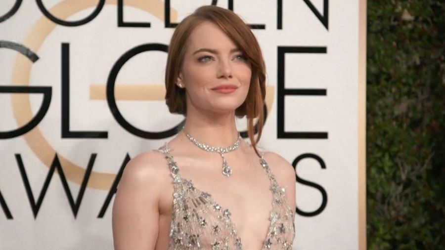 Emma Stone insisted on going topless in 'The Favourite'