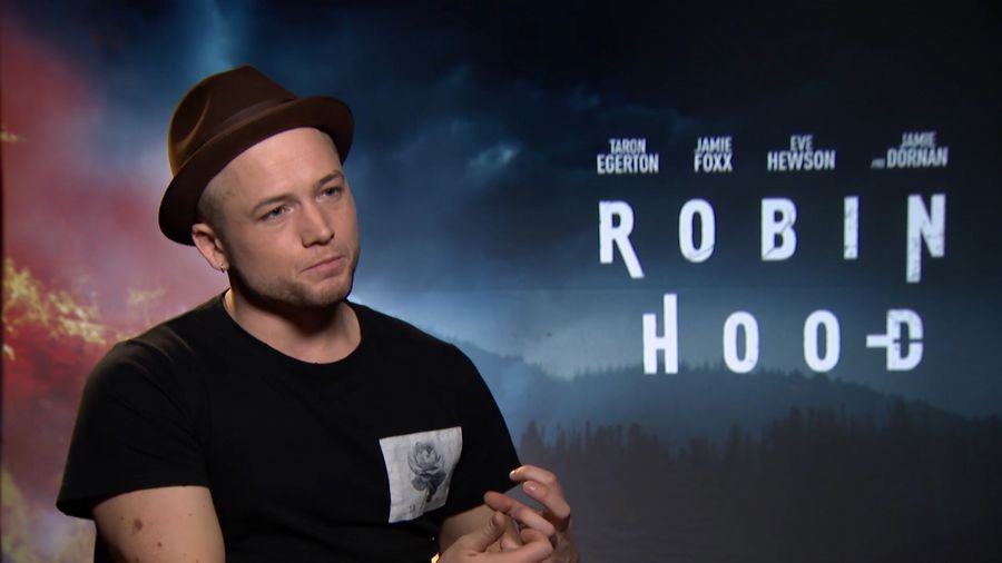 Taron Egerton upset Kevin Spacey drama wrecked their film