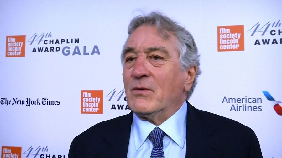 Robert De Niro and wife reportedly split