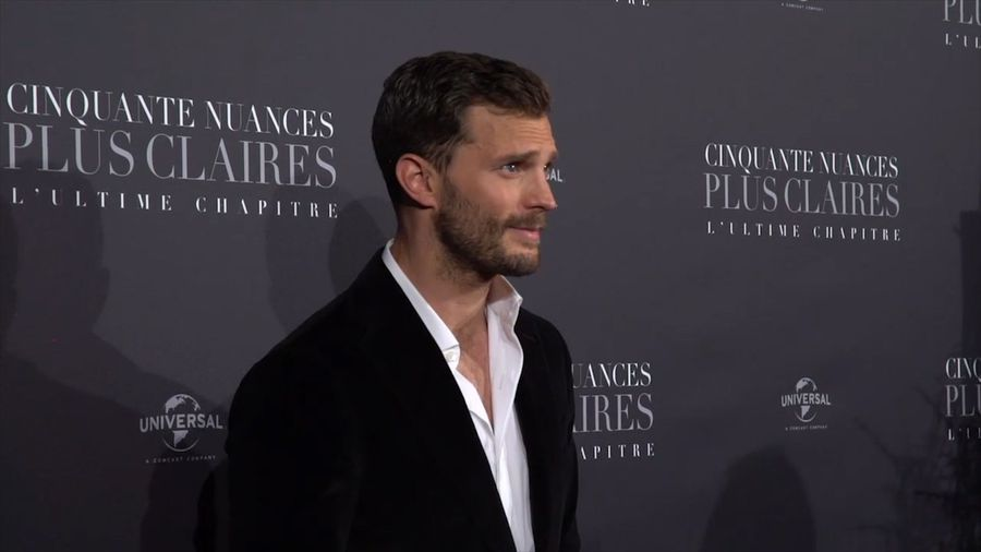 Jamie Dornan: 'Ill never sign on for another Fifty shades-type movie'