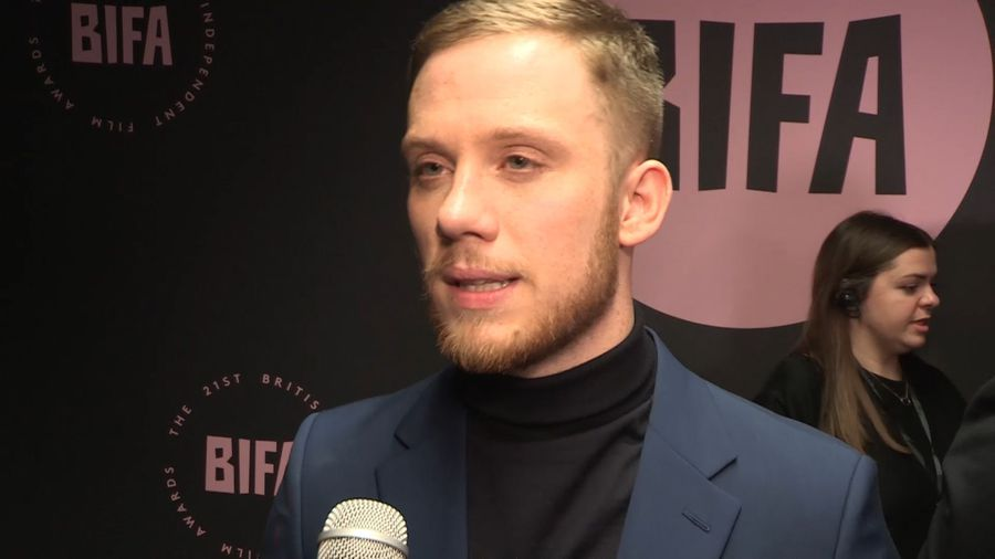 Joe Cole wins 'Best Actor' at the 2018 British Independent Film Awards