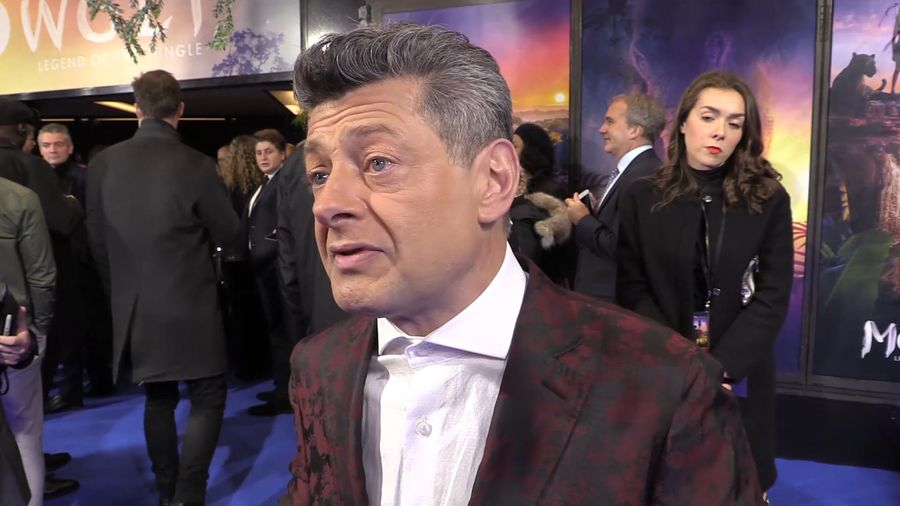 Andy Serkis needed 'top quality actors' to play the roles in 'Mowgli: Legend of the Jungle'