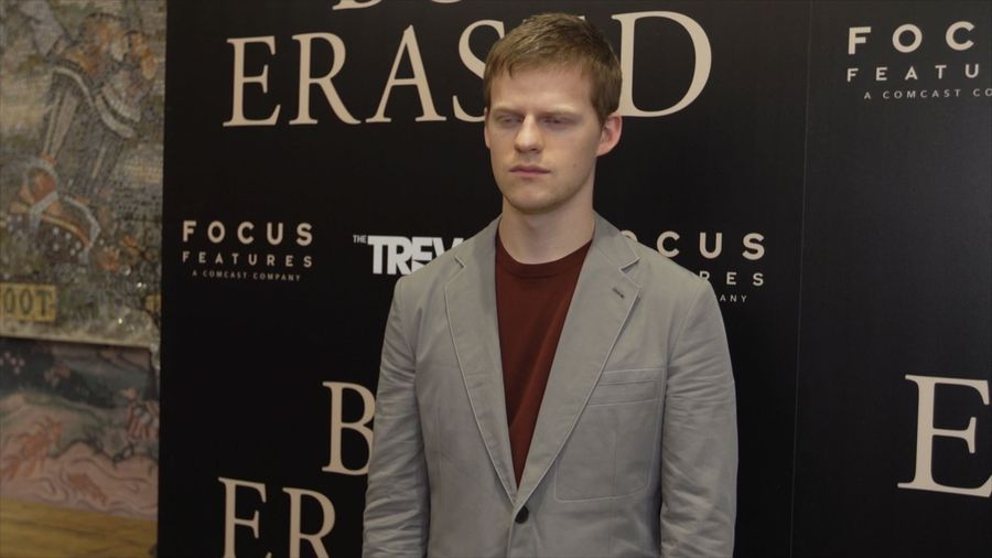 Lucas Hedges begged filmmaker father not to use family nickname onset
