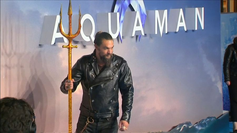 Jason Momoa gave up diet and exercise regiment after 'Aquaman' shoot
