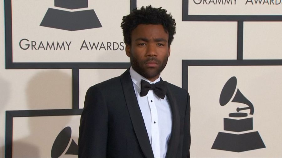 Childish Gambino mouring death of his dad