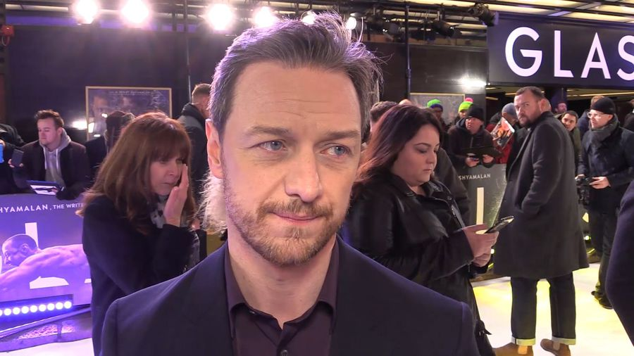 James McAvoy on the challenges of playing his character in 'Glass'