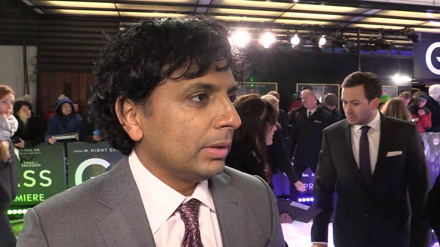 M. Night Shyamalan on why he did 'Glass'