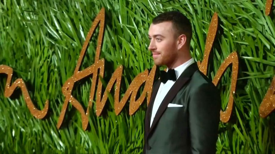 Sam Smith has eye surgery after contracting painful stye