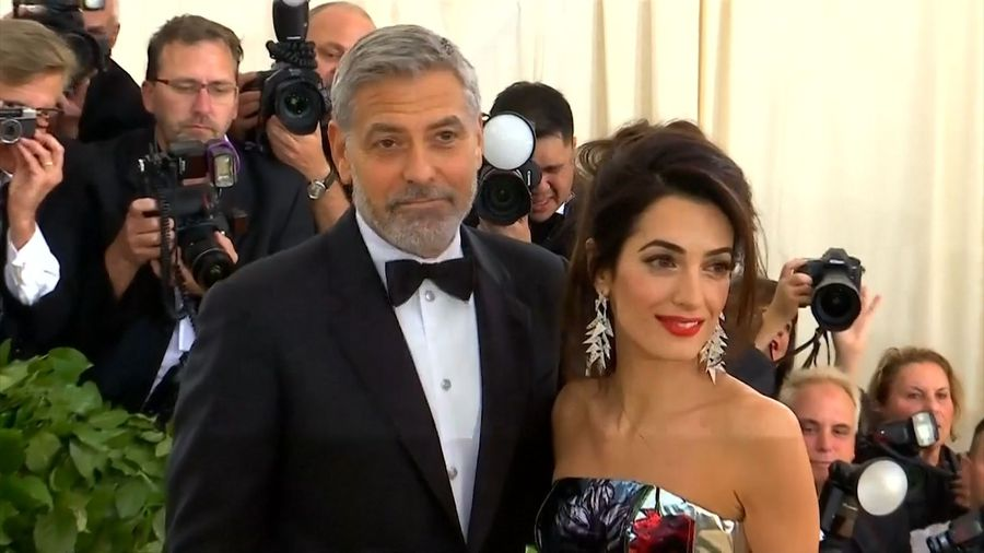 George and Amal Clooney reportedly considering adoption