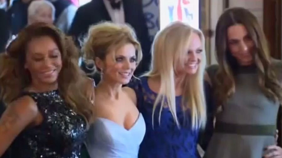 Spice Girls 'shocked and appalled' T-Shirt workers paid less than a dollar an hour