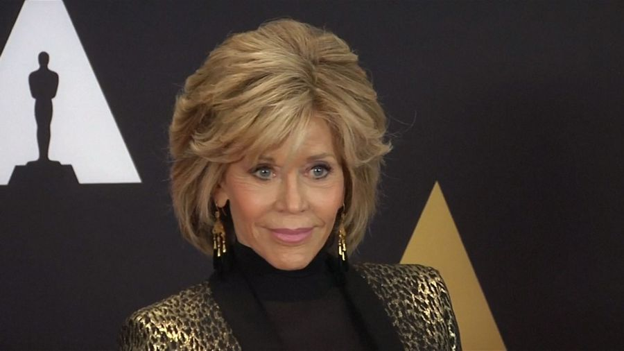Jane Fonda 'feels sorry' for older men