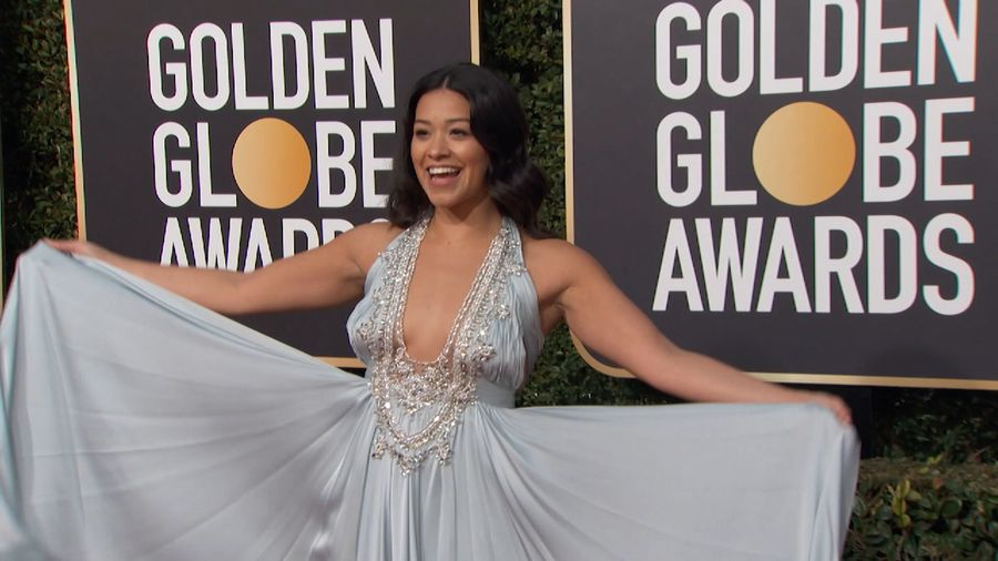 Gina Rodriguez tearfully responds to 'anti-black' criticism