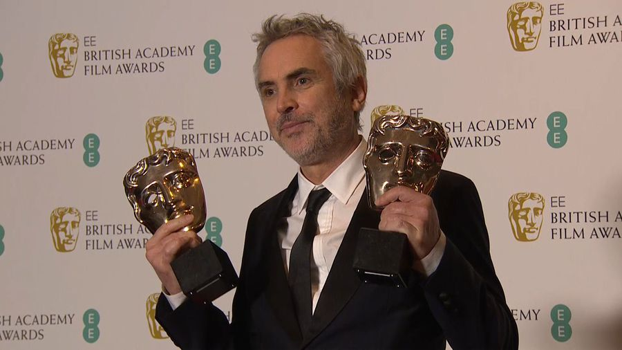 'The Favourite' and 'Roma' win big at the 2019 BAFTAs