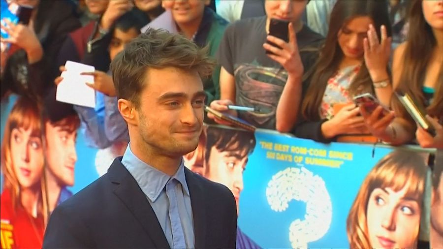 Daniel Radcliffe refuses to tweet with fans