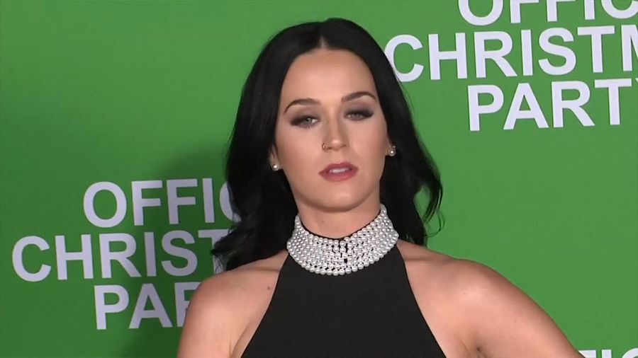 Katy Perry reportedly pulling 'blackface' shoes from collection