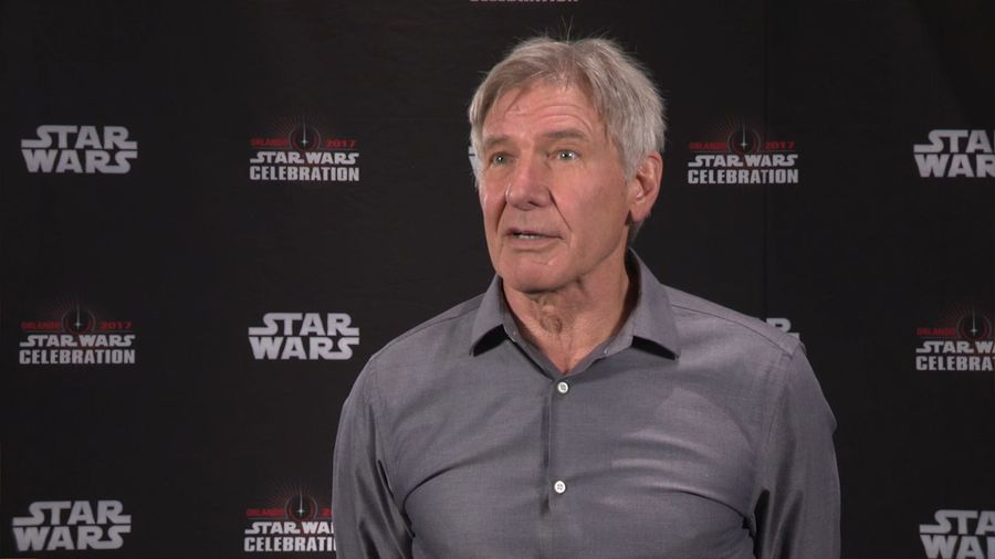 Harrison Ford calls out Trump over climate change