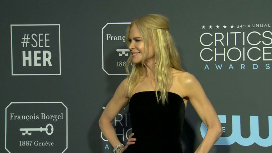 Nicole Kidman hangs up on radio interviewer as she's asked about wigs