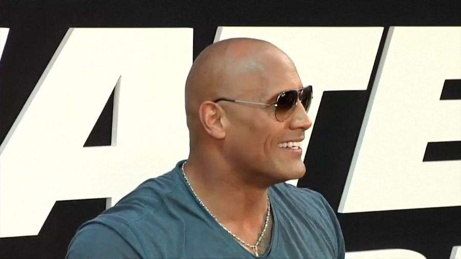Dwayne Johnson sparks backlash after budding tank named after him 'sexy'