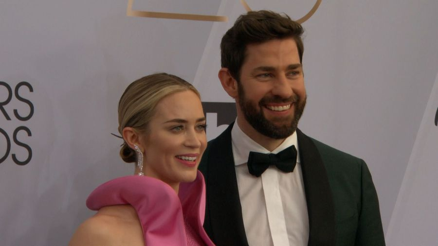 Emily Blunt to reteam with John Krasinski for 'Not Fade Away'