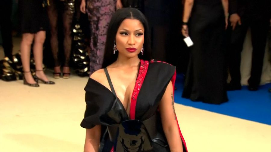 Nicki Minaj hit with lawsuit by former stylist