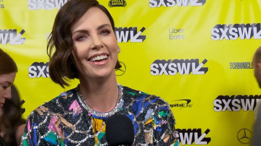 Charlize Theron is 'shockingly single'