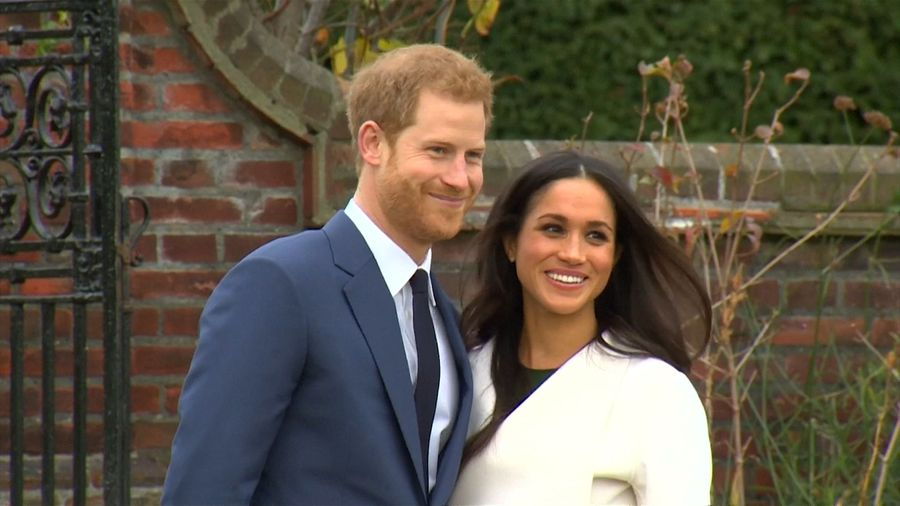 Prince Harry and Meghan, Duchess of Sussex move into new home
