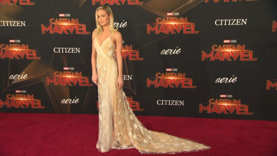 Brie Larson urges women to 'break boundaries' in the film industry