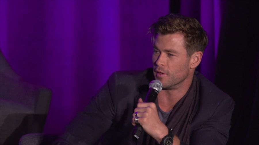 Chris Hemsworth 'happy' to continue playing Thor after 'Avengers: Endgame'