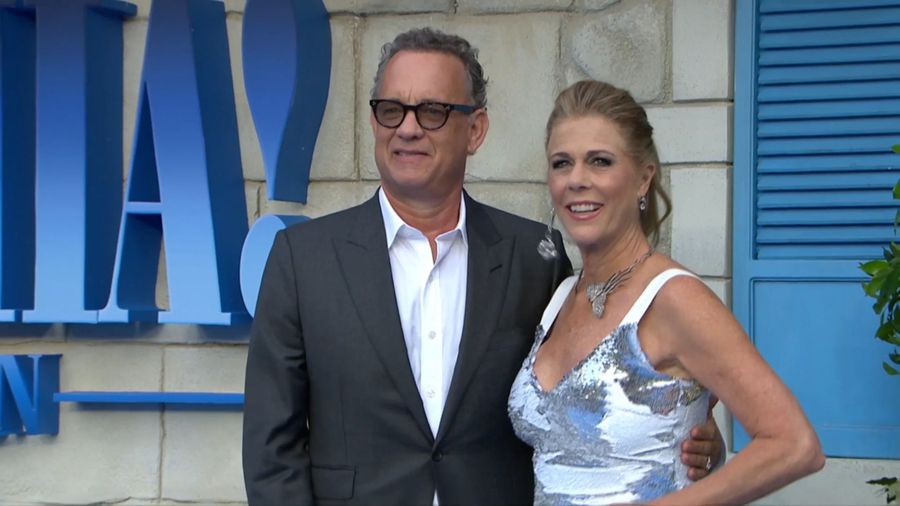 Rita Wilson believes a shared bathroom is key to a happy marriage