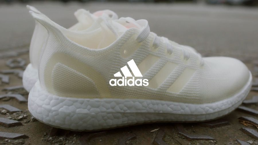Adidas Makes History With First Ever Environmentally Friendly 100% Recyclable Running Shoe