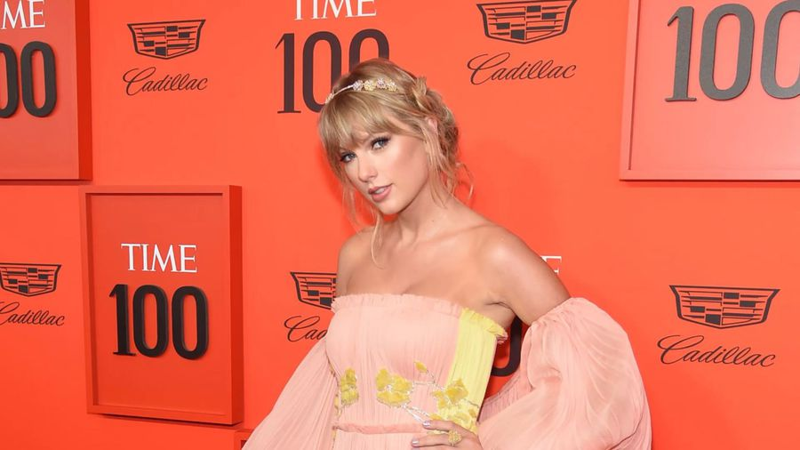 Taylor Swift: 'Songwriting helps me process the good and bad in my life'