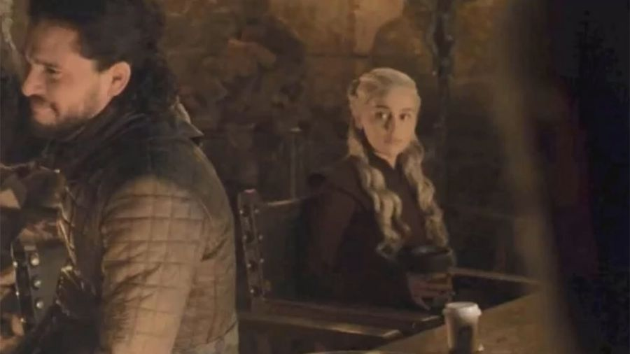 HBO admits Starbucks cup in 'Game of Thrones' episode was a 'mistake'