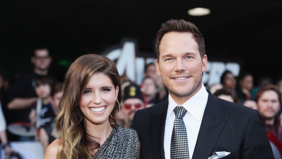 Katherine Schwarzenegger 'really admires' fiance Chris Pratt's ex-wife Anna Faris