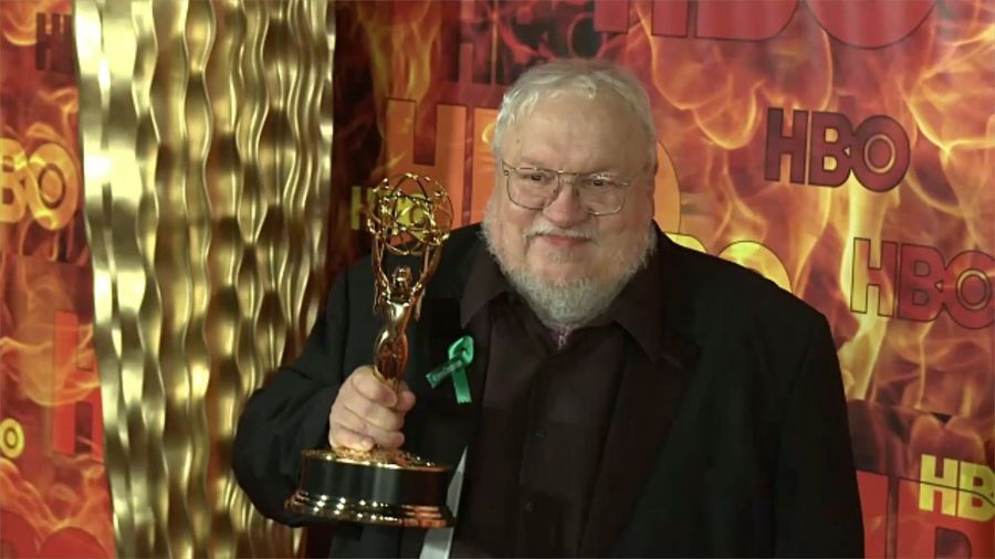 George R.R. Martin shuts down rumours he's done with 'Game of Thrones' books