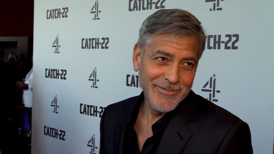 George Clooney on 'Catch-22'