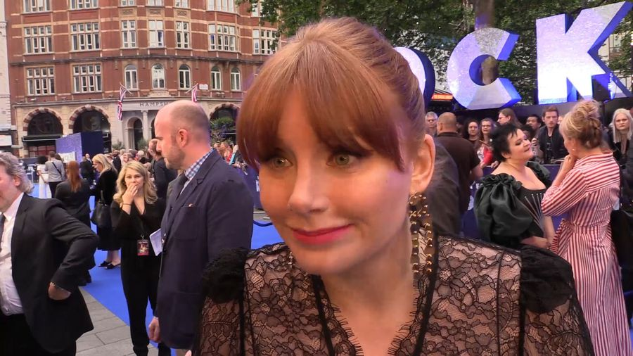 Bryce Dallas Howard opens up about her role in 'Rocketman'