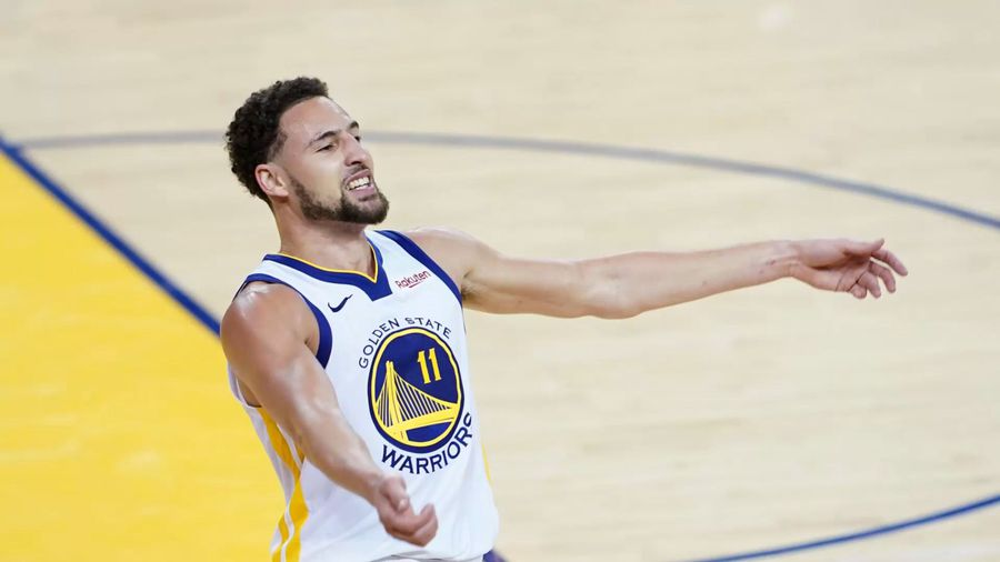 Warriors star Klay Thompson to appear in 'Space Jam 2'