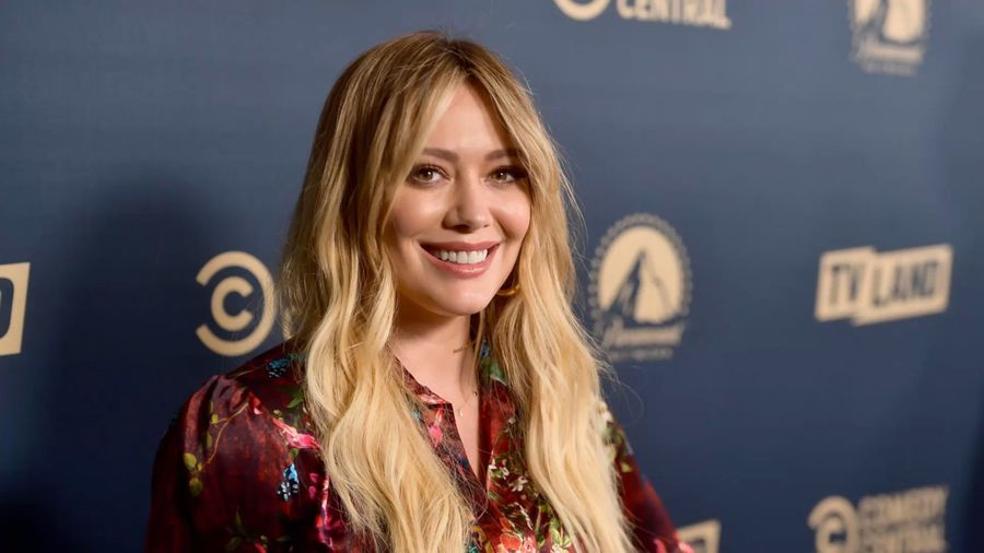 Hilary Duff's daughter recovering after hospitalisation for bug bite
