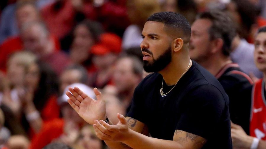 Drake shares son's painting in honour of Father's Day