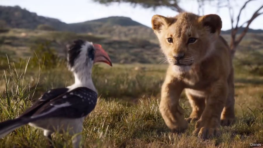 'The Lion King' soundtrack will feature music by Beyoncé and Childish Gambino