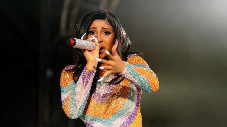 'Very sick' Cardi B pushes through illness to perform in Switzerland