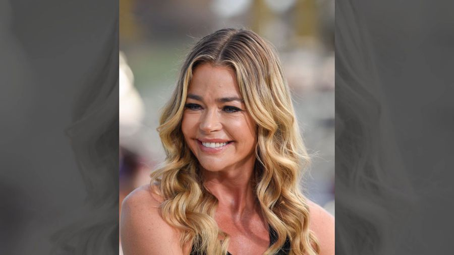 Denise Richards breaks down in tears over daughter Eloise's health issues